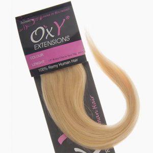 Extensii Clip On 38cm 70g Blond Deschis 613-0