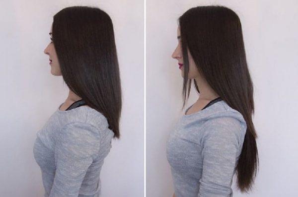 Extensii de Păr Flip-In 40 cm 140 g-659