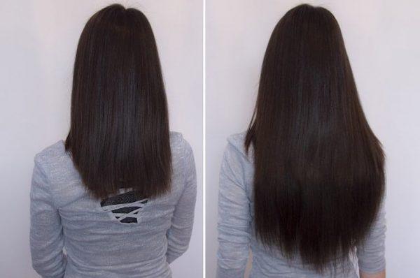 Extensii de Păr Flip-In 40 cm 140 g-657
