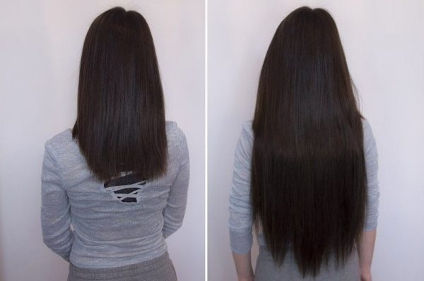 Extensii de Păr Flip-In 55 cm 160 g-651