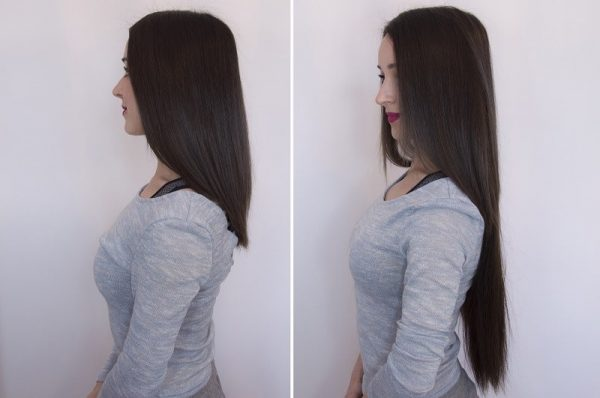 Extensii de Păr Flip-In 55 cm 160 g-653