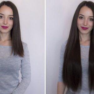 Extensii de Păr Flip-In 55 cm 160 g-0