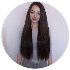 Extensii de păr flip in 55 cm 160 gr